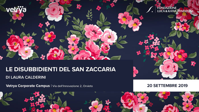 Le disubbedienti del San Zaccaria, presentazione del libro di Laura Calderini