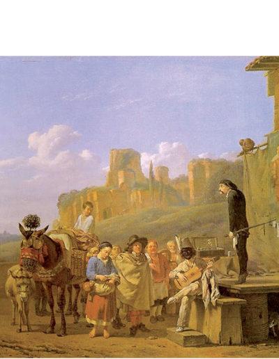 L'Orvietan  - 1657